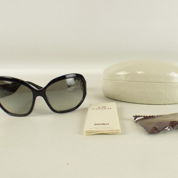 1d542f693f601 Coach Accessories - New Coach Arabella Black Sunglasses